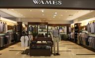 WAMES品牌男�b形象店